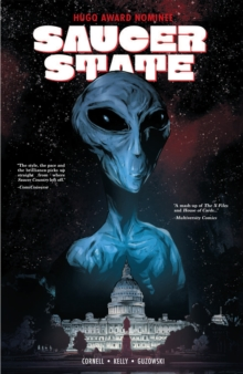 Saucer State, Paperback Book