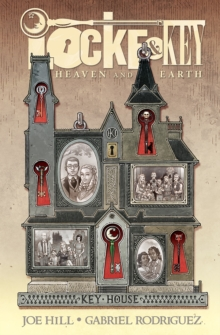 Locke & Key Heaven And Earth, Hardback Book