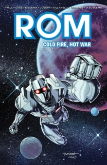 Rom Cold Fire, Hot War, Paperback / softback Book
