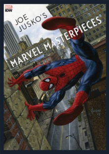 Joe Jusko's Marvel Masterpieces, Hardback Book