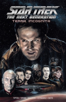 Star Trek The Next Generation Terra Incognita, Paperback / softback Book