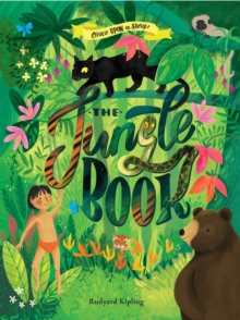Once Upon a Story: The Jungle Book, Hardback Book