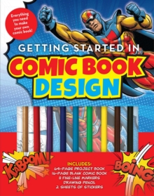 Getting Started in Comic Book Design, Mixed media product Book