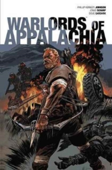 Warlords of Appalachia, Paperback Book