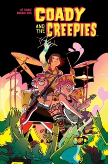 Coady & The Creepies, Paperback Book