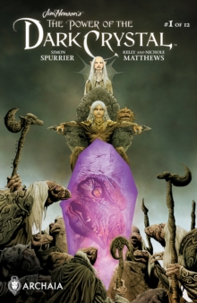 Jim Henson's The Power of the Dark Crystal #1, PDF eBook