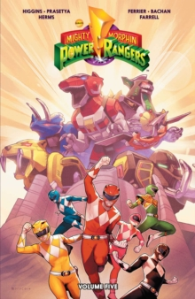 Mighty Morphin Power Rangers Vol. 5, Paperback / softback Book