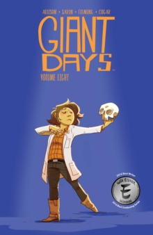 Giant Days Vol. 8, Paperback / softback Book