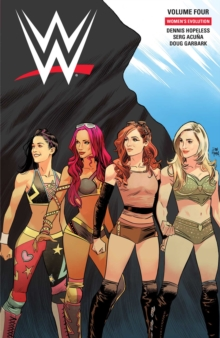 WWE: Women's Evolution, Paperback / softback Book