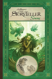 Jim Henson's The Storyteller: Sirens, Hardback Book