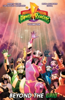 Mighty Morphin Power Rangers Vol. 10, Paperback / softback Book
