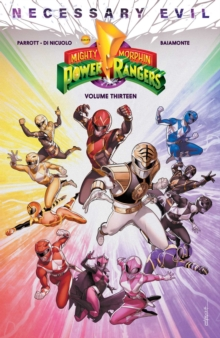 Mighty Morphin Power Rangers Vol. 13, Paperback / softback Book