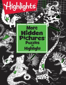 More Hidden Pictures (R) Puzzles to Highlight, Paperback / softback Book