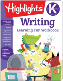 Writing : Highlights Hidden Pictures, Paperback / softback Book