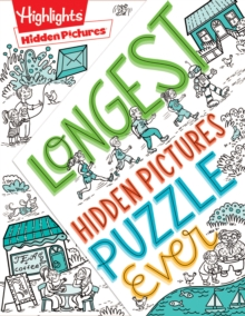 Longest Hidden Pictures Puzzle Ever, Paperback / softback Book