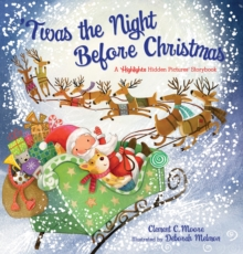 'Twas the Night Before Christmas : A Hidden Pictures Storybook, Hardback Book