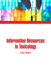 Information Resources in Toxicology, EPUB eBook