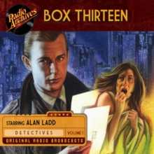 Box Thirteen, Volume 2, eAudiobook MP3 eaudioBook