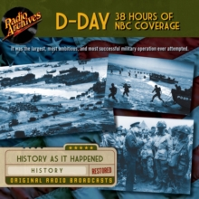 D-Day - 38 Hours of NBC Coverage, eAudiobook MP3 eaudioBook