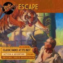 Escape, Volume 4, eAudiobook MP3 eaudioBook