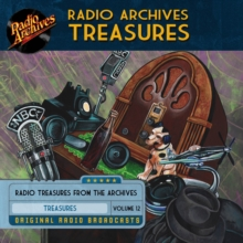 Radio Archives Treasures, Volume 12, eAudiobook MP3 eaudioBook