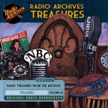 Radio Archives Treasures, Volume 25, eAudiobook MP3 eaudioBook