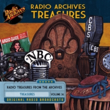 Radio Archives Treasures, Volume 35, eAudiobook MP3 eaudioBook