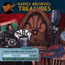 Radio Archives Treasures, Volume 36, eAudiobook MP3 eaudioBook