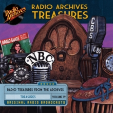 Radio Archives Treasures, Volume 39, eAudiobook MP3 eaudioBook