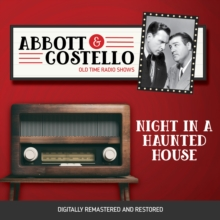Abbott and Costello : Night in a Haunted House, eAudiobook MP3 eaudioBook