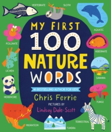 My First 100 Nature Words, Board book Book