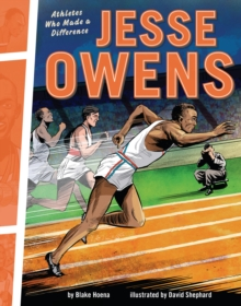 Jesse Owens : Athletes Who Made a Difference, EPUB eBook