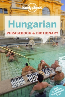 Lonely Planet Hungarian Phrasebook & Dictionary, Paperback Book