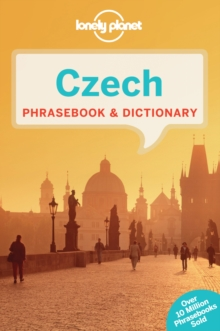 Lonely Planet Czech Phrasebook & Dictionary, Paperback Book