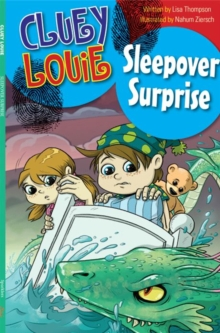SLEEPOVER SURPRISE, Paperback Book