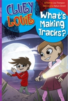 WHATS MAKING TRACKS, Paperback Book