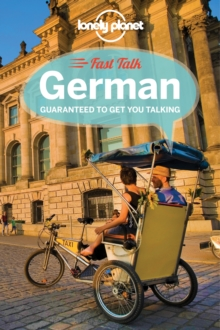 Lonely Planet Fast Talk German, Paperback Book