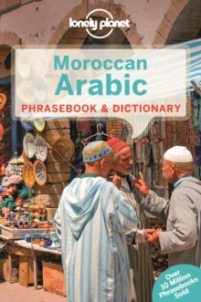 Lonely Planet Moroccan Arabic Phrasebook & Dictionary, Paperback Book