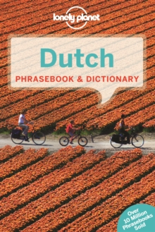 Lonely Planet Dutch Phrasebook & Dictionary, Paperback / softback Book
