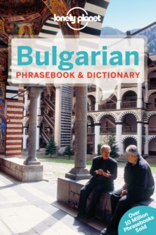 Lonely Planet Bulgarian Phrasebook & Dictionary, Paperback Book