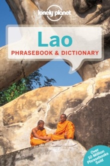 Lonely Planet Lao Phrasebook & Dictionary, Paperback Book