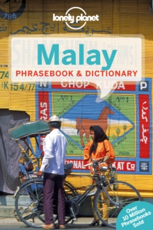 Lonely Planet Malay Phrasebook & Dictionary, Paperback Book