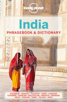 Lonely Planet India Phrasebook & Dictionary, Paperback Book