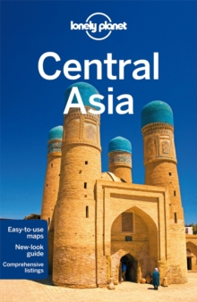 Lonely Planet Central Asia, Paperback Book