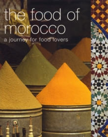 The Food of Morocco, Paperback Book