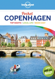 Lonely Planet Pocket Copenhagen, Paperback Book