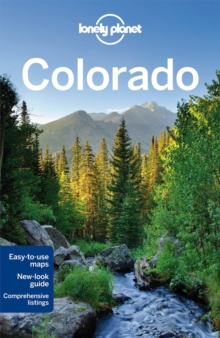 Lonely Planet Colorado, Paperback Book