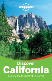 Lonely Planet Discover California, Paperback Book