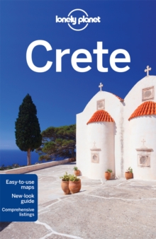Lonely Planet Crete, Paperback Book
