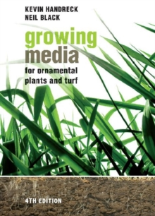 Growing Media for Ornamental Plants and Turf, Paperback / softback Book